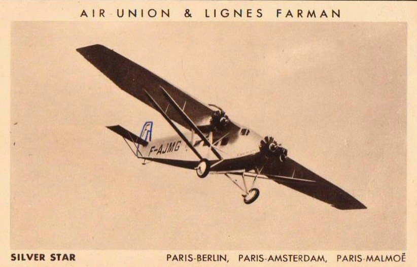 air-union-farman-f-301