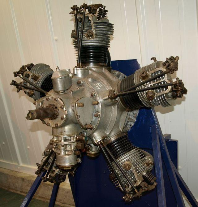 armstrong-siddeley-genet-aero-engine