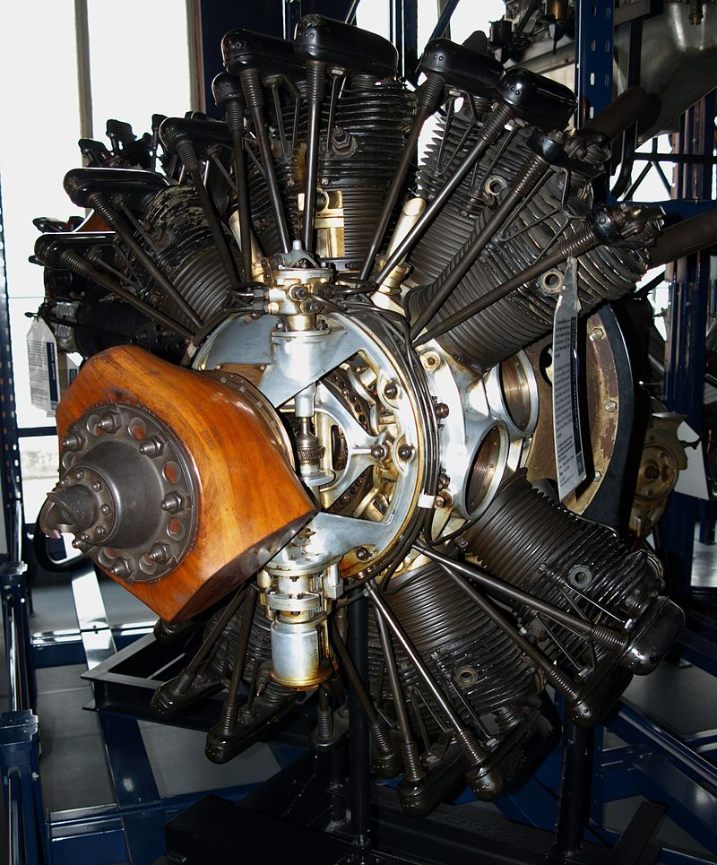 armstrong-siddeley-jaguar-aircraft-engine-at-the-science-museum-london