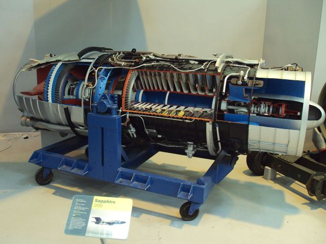 armstrong-siddeley-sapphire-200-turbojet-aircraft-engine-photo-taken-at-the-raf-museum-cosford-shropshire-england