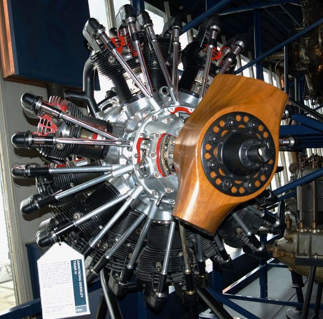 armstrong-siddeley-tiger-at-the-science-museum-london