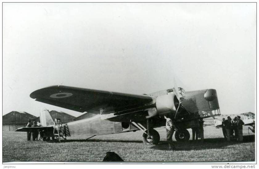 Avion Farman F420