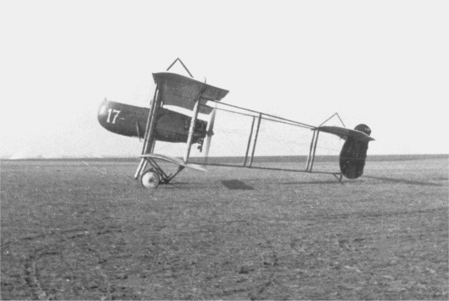 Belgian farman f40 f41 17