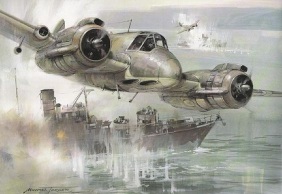 bristol-156-beaufighter-art