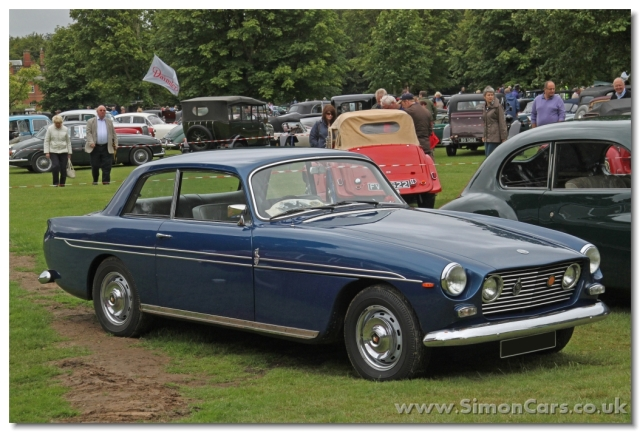 Bristol 410 1969. Introduced in 1967 the 410 evolved the 409 and was given a 5211cc V8 engine and revised grille and lighting.