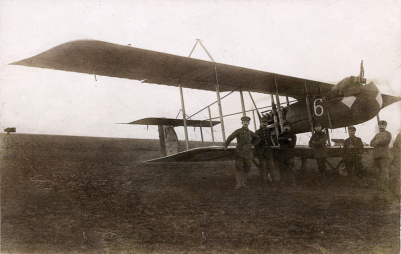farman-biplane