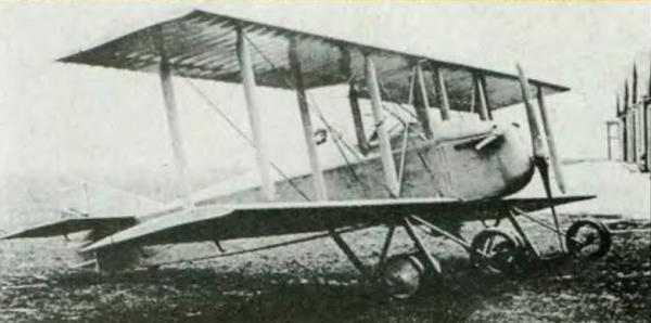 Farman F.110 являлся