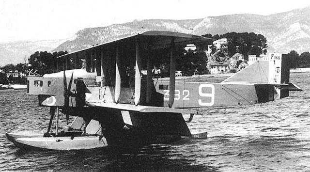 Farman F.168 Tor.4 Goliath f60-9