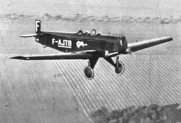Farman F.230 - F.350 67-1