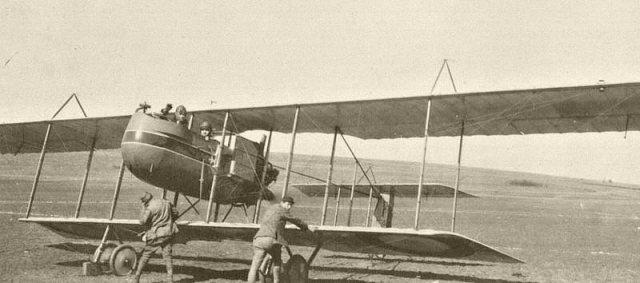 Farman F.30+40 Horace