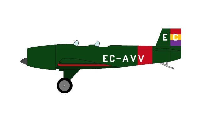 Farman F-354-Spanish Republican Air Force