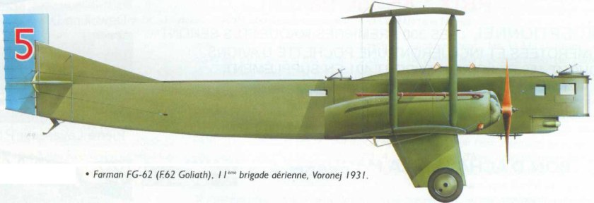 farman-f-60-f-62-goliath-ussr-russia-11th-brigade