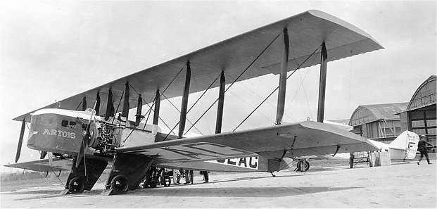 Farman F-60 Goliath