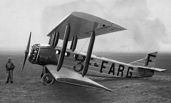 Farman F-90 - Transport civil