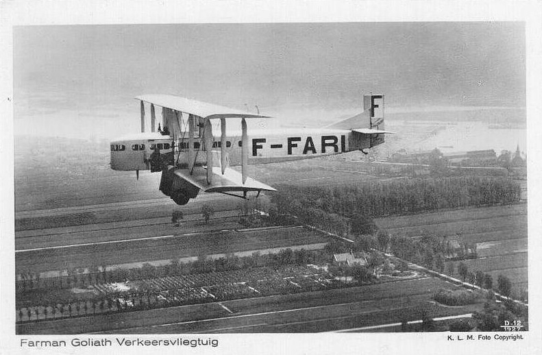 farman-goliath-klm