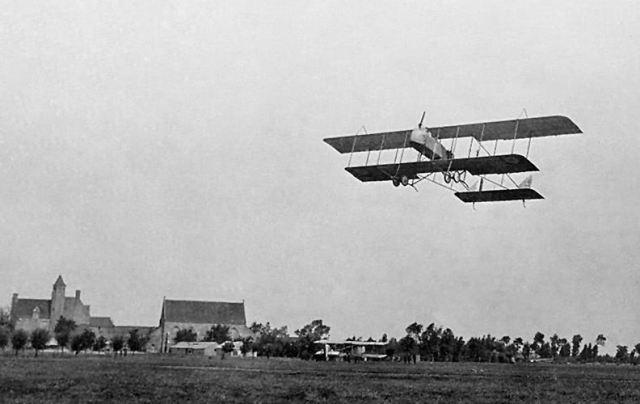 Farman M.F.11 Shorthorn