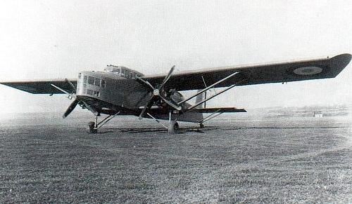 Farman NC.470 a