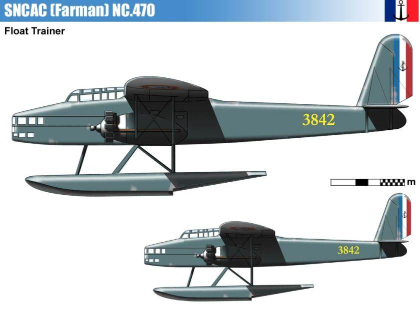 Farman NC.470