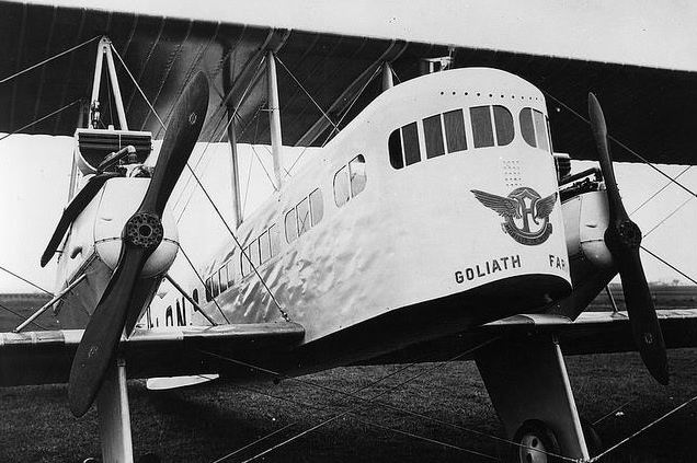 Goliath farman