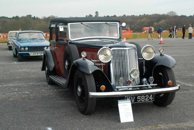 taken at Wisley Bus Rally 2010