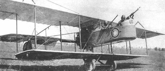 Russian Farman F30 f30