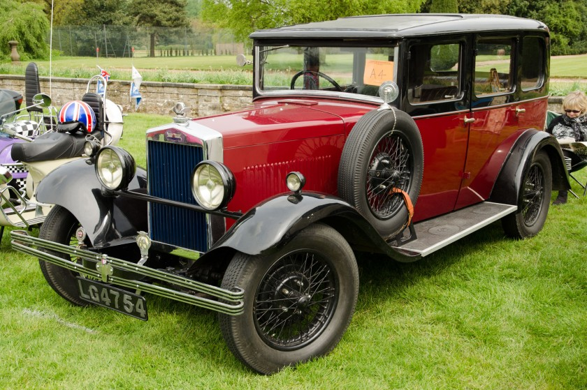 Morris Oxford Six (1930)
