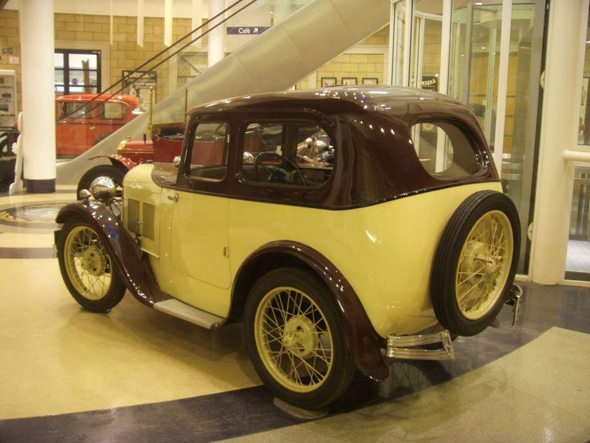 1931-austin-seven-swallow-heritage-motor-centre-gaydon