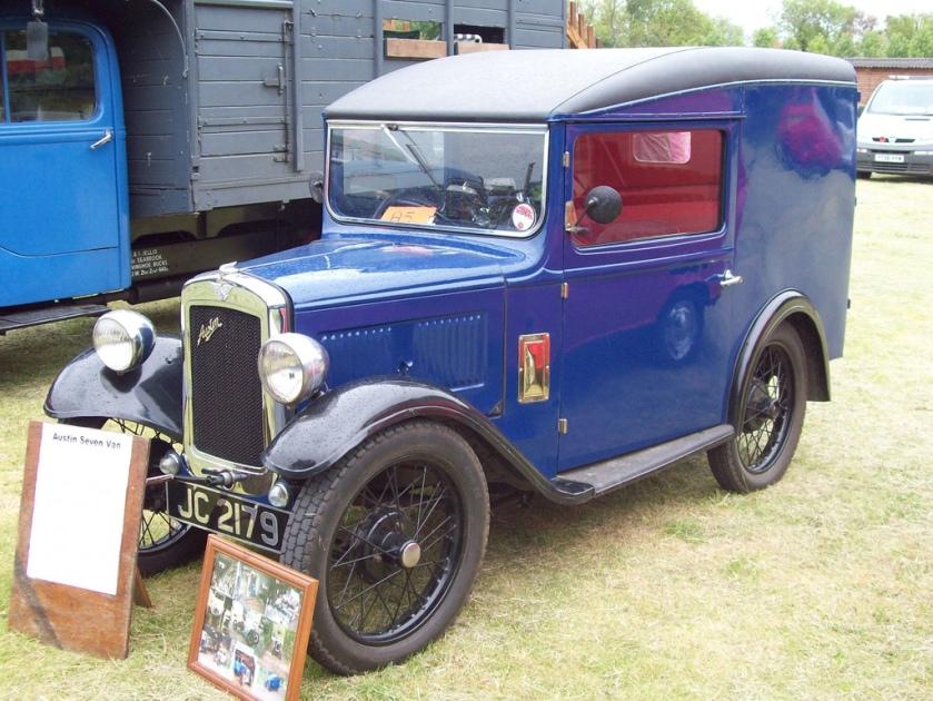 1934-austin-seven-van