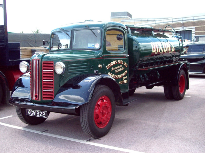1949-austin-k4-tanker-engine-3000cc-petrol-registered-kgw-822