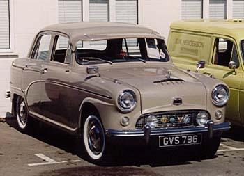1952-austin-a90
