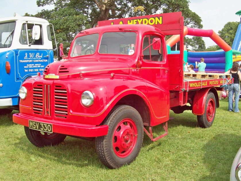 1953-austin-loadstar-engine-3995cc