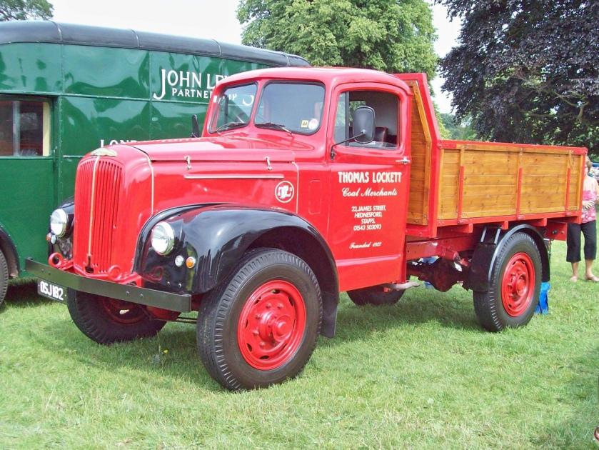 1953-austin-morris-lc4-engine-4196cc