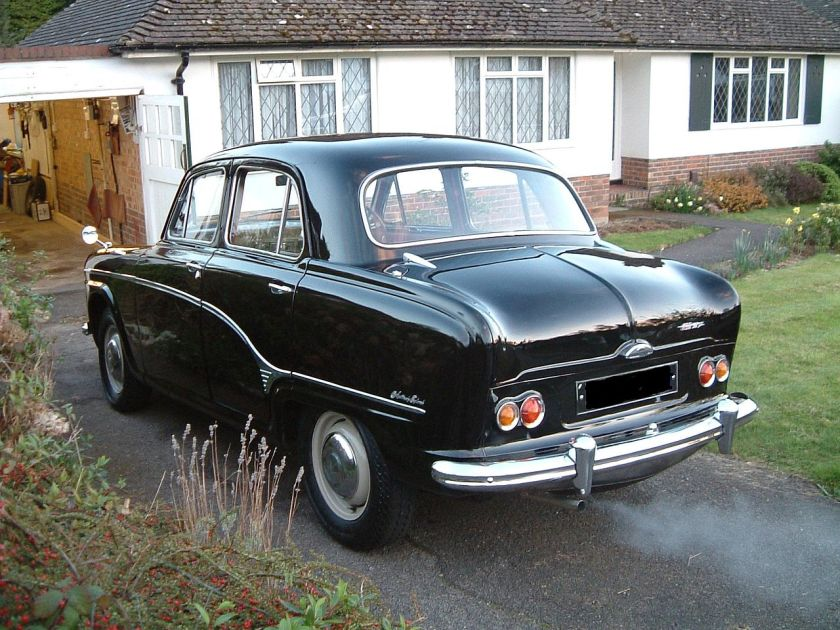 1954-austin-a90-westminster-rear