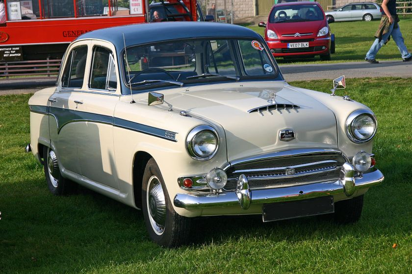 1957-austin-a105-westminster-front