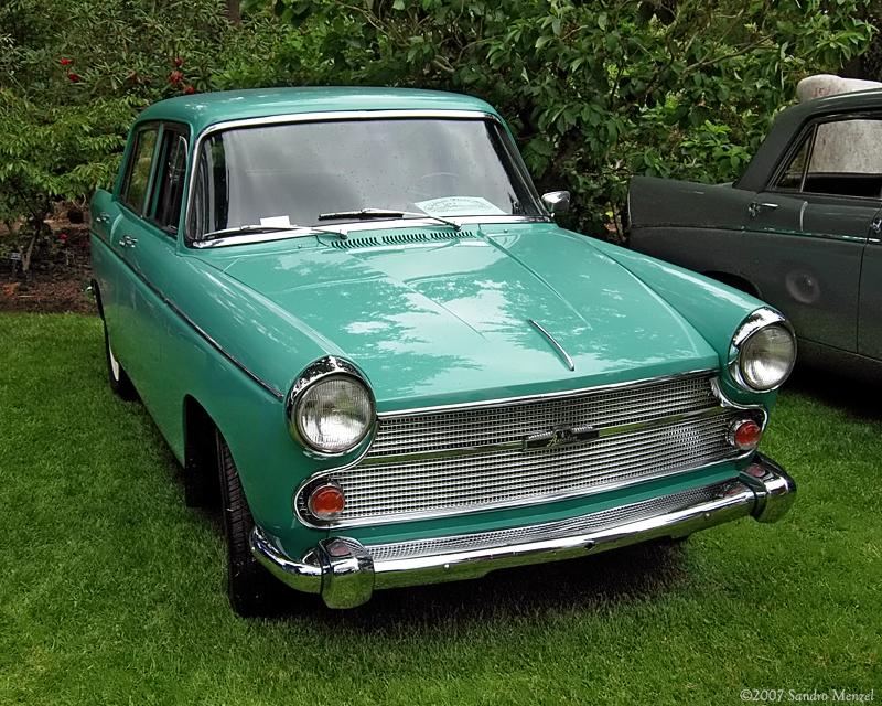 1962 Austin Cambridge Sedan