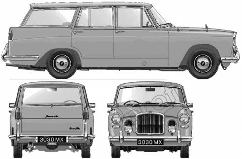 1963-vanden-plas-princess-3-litre-estate