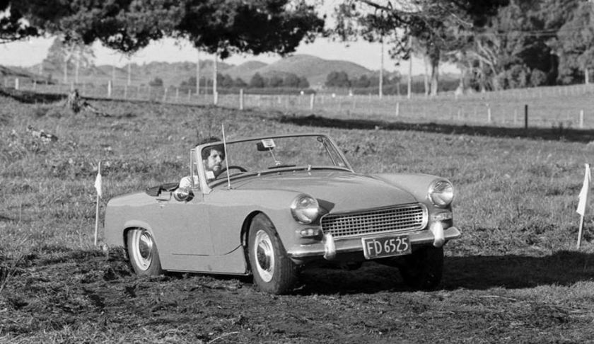 1965-austin-healey-mk3-sprite-at-the-gymkhana-event