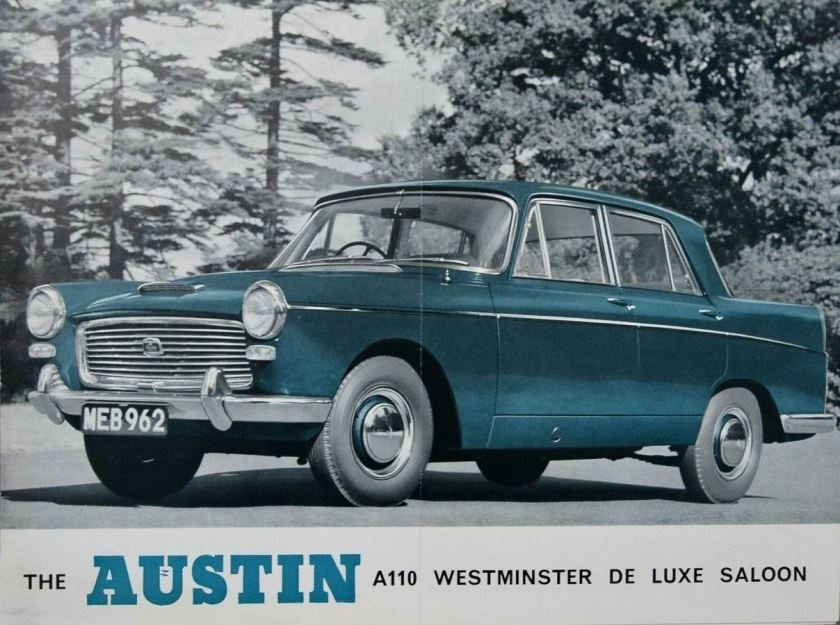 1966-vintage-brochure-austin-a110-westminster-deluxe-saloon-no2300