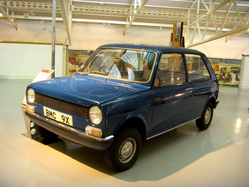 1969-mini-9x-prototype-heritage-motor-centre-gaydon