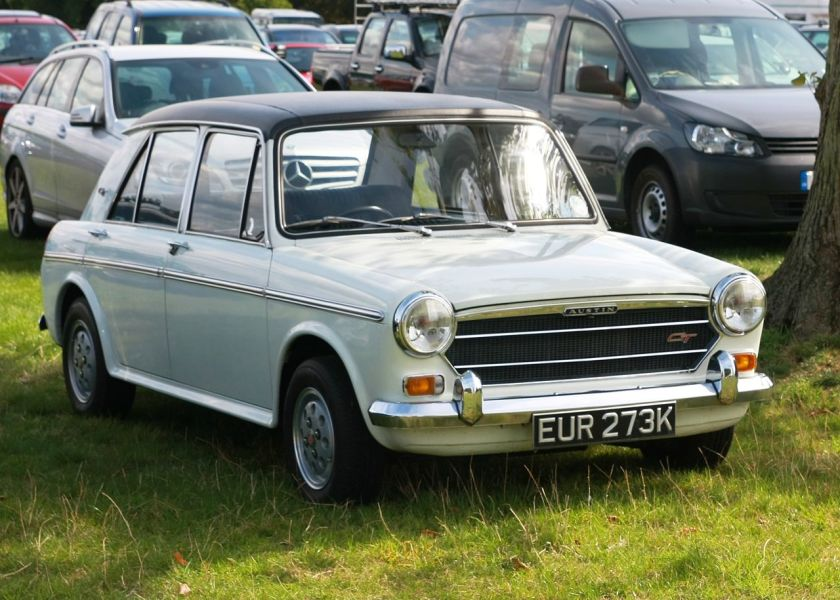 1972-austin-1300gt-registered-june-1972-1380cc-sic-dvla