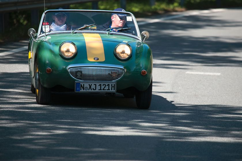 2009-austin-healey-sprite-at-gaisbergrennen-2009