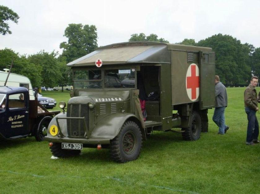 ambulance-austin-gb