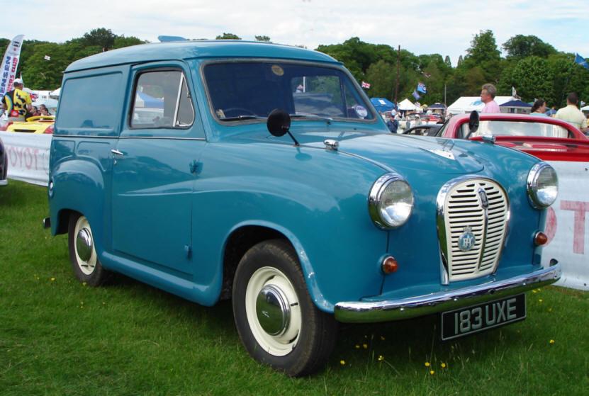 austin-a35-van