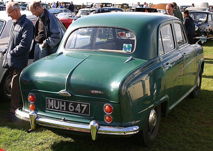 austin-a40-cambridge-rear