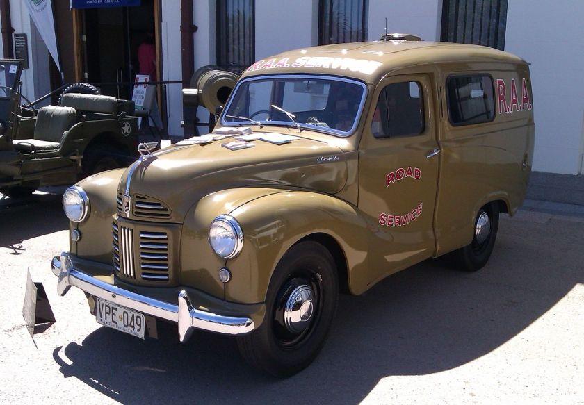 austin-a40-van