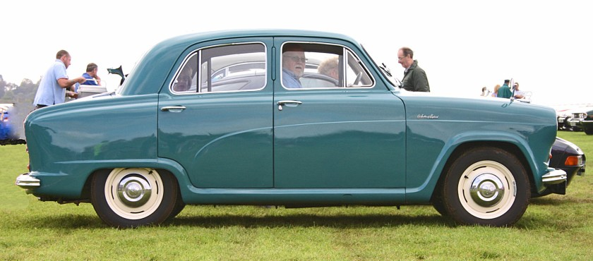 Austin A50 Cambridge