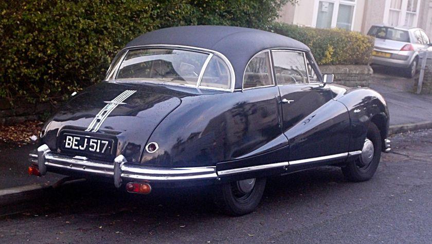austin-a90-atlantic-rear