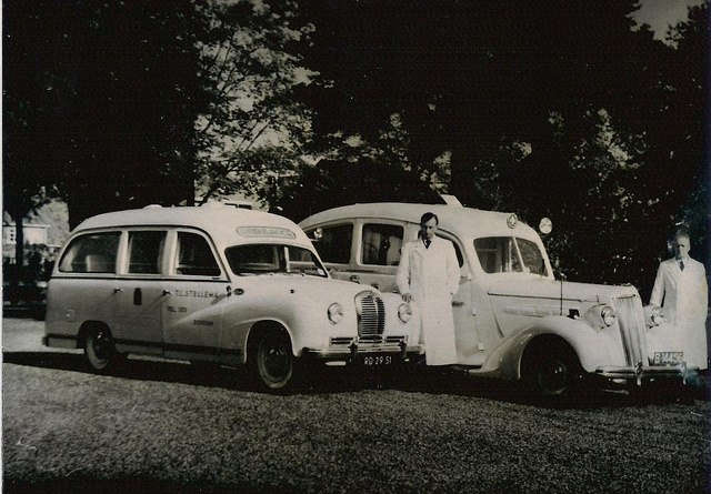 austin-ambulance-based-on-a70-hereford