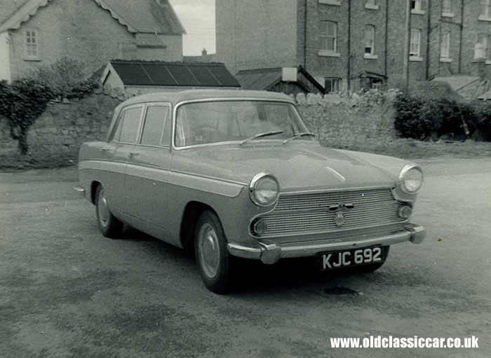 austin-cambridge-a60-saloon-by-farina
