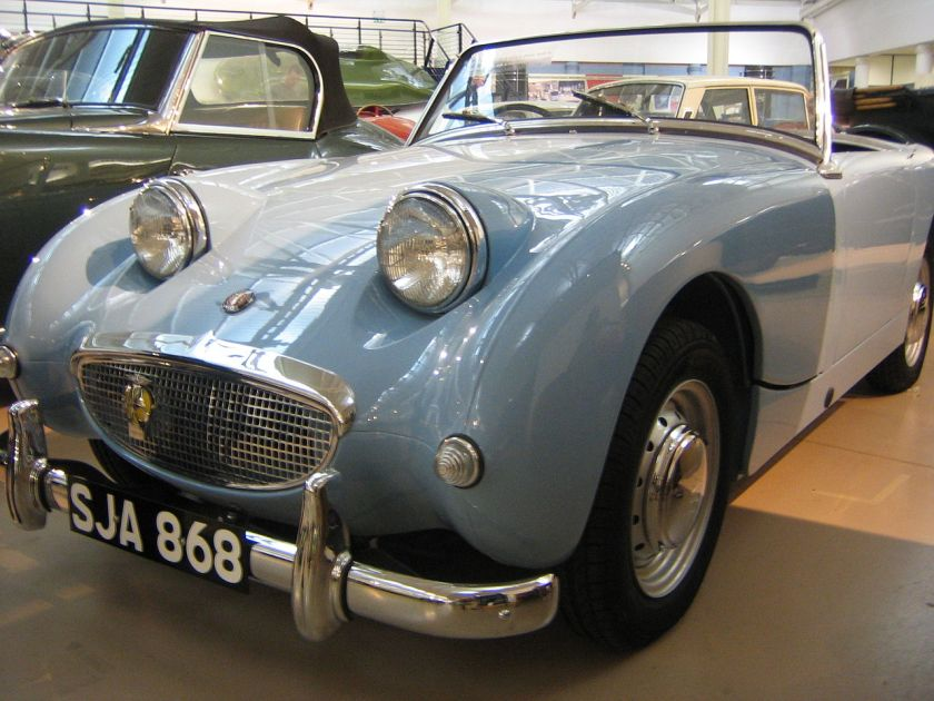 austin-healey-frogeye-sprite-mark-one
